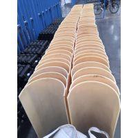 供应尼龙高耐磨衬板 混料机专用不粘料尼龙U型衬板