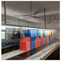 俄罗斯方块模型 漫展玩具搭建积木大楼 eva材料切割印刷无异味