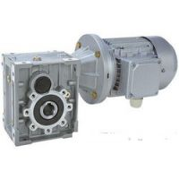 直销斜齿-准双曲面齿轮减速机SKM38-B-30-FA1--90B5-B3-1.1KW-4P