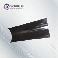 直销搪瓷溜槽 耐磨钢板搪瓷溜煤子 金林