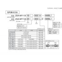 机械式无杆气缸MY1BG40700800供应商金诺气动