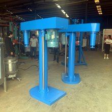 现货甩卖油墨分散机 液压升降分散机 500L强力搅拌机现货供应