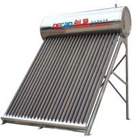 201不锈钢太阳能热水器公寓家用太阳能热水器