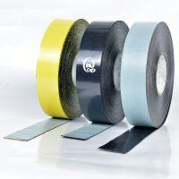 防腐胶带厂家 供应迈强牌1.20mm 厚 抗冲击 耐酸碱 埋地管道防腐胶带