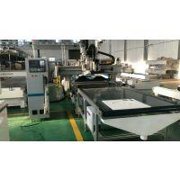 锐达通全屋定制板式家具数控开料机四工序木工机械