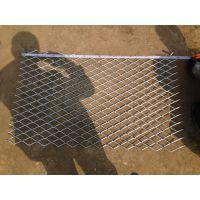 防滑耐磨钢板网/重型钢板网规格型号/压平钢板网/厂家直销