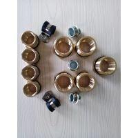 福莱通专供18变22铜外丝接头 铜外丝变径接头 铜外丝扩口连接头转换尺寸随意定制 适用性广