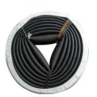 厂家定制各种黑色橡胶泥浆管 高压耐磨工地打桩机排水夹布橡胶泥浆管