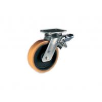 德国大众汽车生产线 指定脚轮品牌tellure rota脚轮 聚氨酯材质 可定制