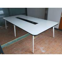 合肥销售板式会议桌 简约时尚会议桌 会议室员工培训桌 开会办公桌定制
