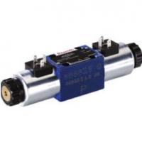 力士乐带电磁启动的直动式方向滑阀现货供应