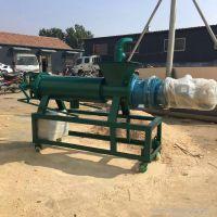 猪粪干湿分离机 浩发化粪池猪粪脱水挤压机 干湿分离机厂家