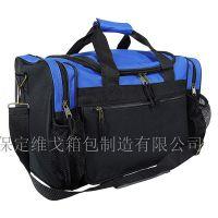 单肩运动包印字 单肩行李包定制