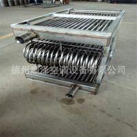 不锈钢散热器 不锈钢排管  闭式冷却塔散热盘管  304不锈钢盘管