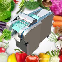 电动商用多功能切块机 马铃薯切片机 根茎瓜果切丝机价格