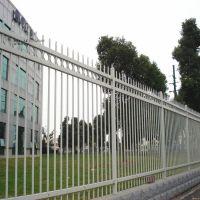 锌钢护栏网规格参数 铁艺围栏材质 小区工艺围网作用
