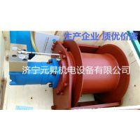 自卸吊平板车2吨液压卷扬机 车用4吨液压绞盘厂家