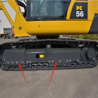 小松PC56-7履带护板 小松56-7挖掘机支重轮护板护链架