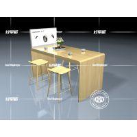 华为3.5培训桌款式华为3.5展示柜定制全套均有