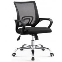 赣州电脑椅办公椅子靠背网布弓形职员椅现代简约家用舒适转椅子