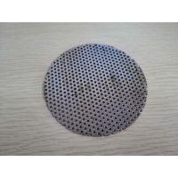 供应河北禾目耐腐蚀430不锈钢洞洞板2000微米冲孔筛网过滤网