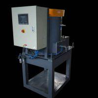 WU立式离心式过滤机应用于齿轮磨齿机液压系统、润滑油。液压油过滤,齿轮油滤油机