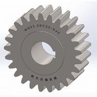 供应标准直齿轮【 M5.00 】,C型,精密齿轮,正齿轮