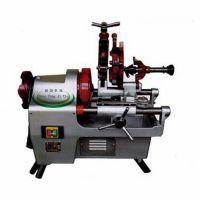 东硕机械供应3寸台式电动套丝切管机