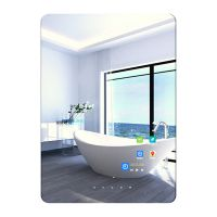 鑫飞XF-GG22MM 智能魔镜22寸触摸一体机 多功能智能WiFi魔镜浴室镜 防水雾尘 定制品