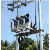 厂家直销zw32-40.5G/1250a分界真空断路器35kv户外高压真空断路器宝光集团