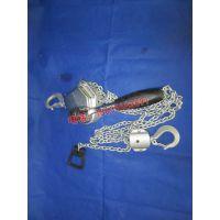 铝合金链条紧线器 日本NGK手动紧线器 进口手扳葫芦铁奇 手动葫芦