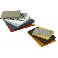 A2级防火铝复合板防火板耐火板铝塑板