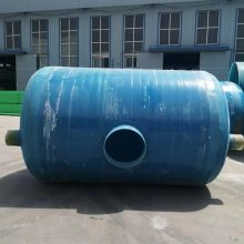 化粪池做法与尺寸图|玻璃钢化化粪池价格