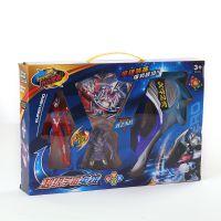 赛罗发光武器银河超人打怪兽发光奥特英雄儿童超人模型公仔直销
