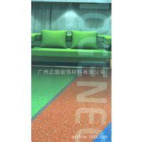 工厂直供PVC同透地板医院实验室专用PVC塑胶地板 高耐磨抗酸碱