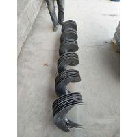 螺旋型托辊吸粮机配件 流水线