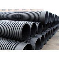 力达塑业双壁波纹管 PE波纹管厂家直销 市政工程用排水管