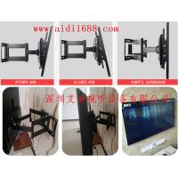 30-60寸电视机壁挂架 可伸缩调节角度电视架 挂墙入墙式电视架 32-49寸伸缩支架