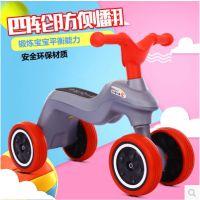 儿童平衡车滑行车溜溜车宝宝学步车助步车123岁无脚踏静音扭扭车