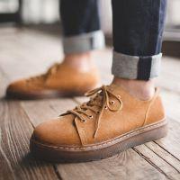 男鞋秋季潮鞋2018新款韩版潮流百搭男士休闲鞋夏季透气牛筋底鞋子