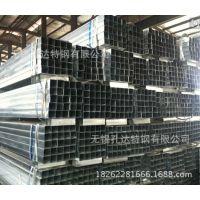 现货供应:涂油方管  电镀锌方管 q235无缝方管