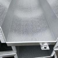 拉丝铝单板价格 定制铜色拉丝铝板 铝合金单板厂家