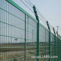 中山沿河道路护栏网 养鸡场围栏网 江提隔离网批发