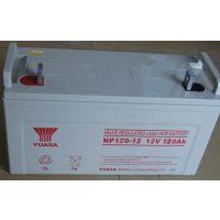 贵港汤浅 YUASA NP120-12 12V120Ah电池 UPS EPS 直流屏 免维护蓄电池