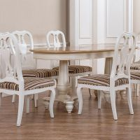 供应齐居置家MCZY004实木欧式餐桌椅组合