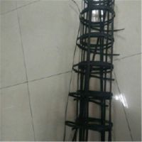 批发鲁威钢塑复合土工格栅货源充足 钢塑土工格栅价格批发