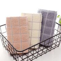 厂家直销14支洗脸吸水毛巾 柔软日用品緞档毛巾厂家批发定制
