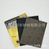 工厂直销 中性氧化铝碳化硅砂纸  天然防水乳胶纸基 耐水耐油