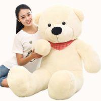 JSH超大熊泰迪熊猫公仔毛绒玩具1-2米3.4.5.6 1.2三米一 8生日礼