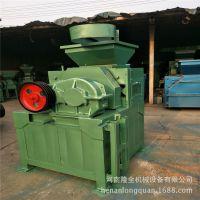 环保效率高矿粉压球机质量好 碳粉对辊制球机 双辊煤泥成型设备